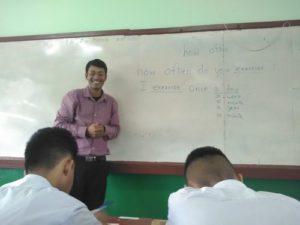 ESL Teacher using this lesson plan in a real classroom at Thatnaraiwittaya school Sakon Nakhon Thailand