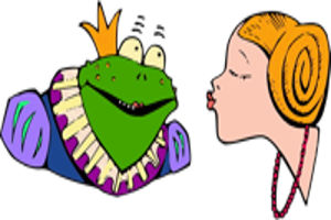 Frog Prince story telling